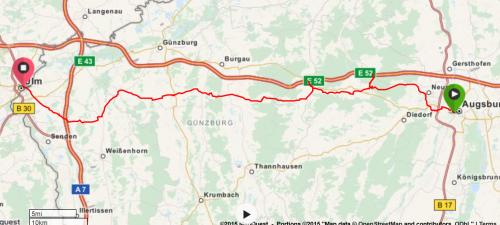 Augsburg-Ulm