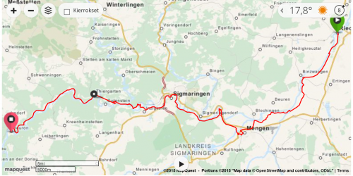 Riedlingen -Beuron (2)