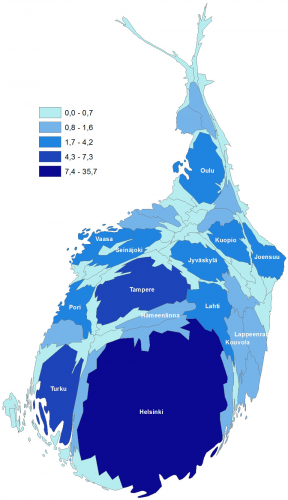 alueellinen BKT